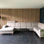 Acoustic Rustic Nature sofa